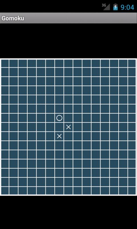 Gomoku BETA - screenshot