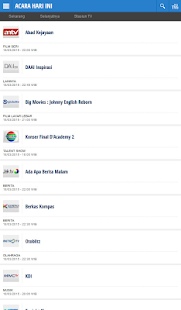 Jadwal TV Indonesia- screenshot thumbnail