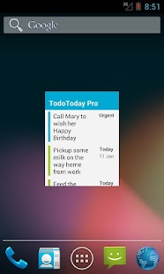 TodoToday Pro for Teambox - screenshot thumbnail