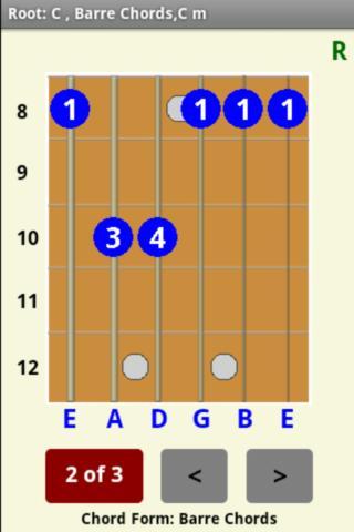 guitar chord simulator