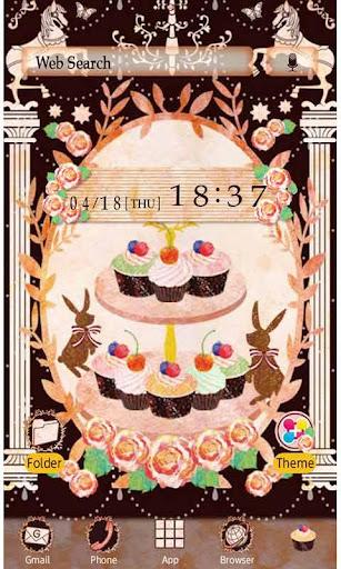 Sweet carousel Wallpaper Theme 1.4 Windows u7528 1
