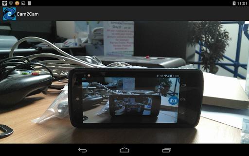 Cam2cam mobile
