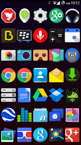 Shapes & Shades  icons&walls v2.8