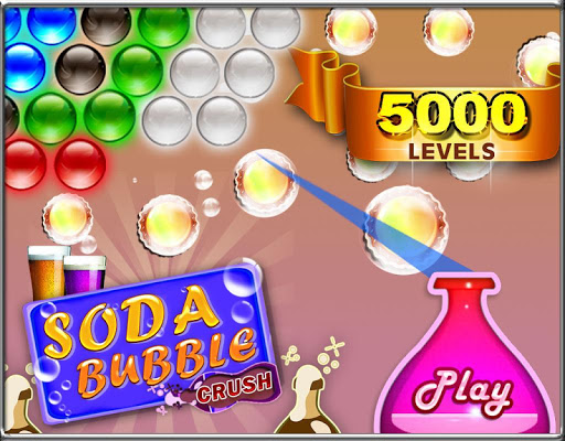 Soda Bubble Crush