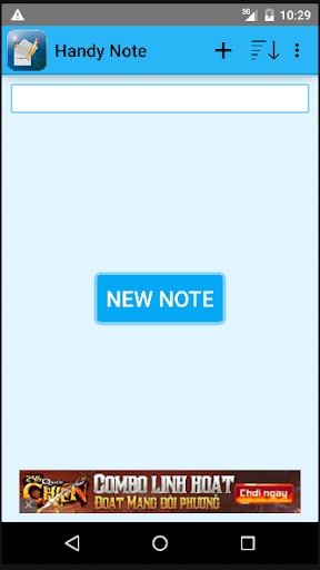 Note Handy