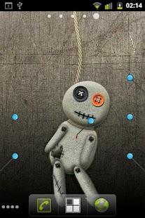 Voodoo Live Wallpaper - screenshot thumbnail
