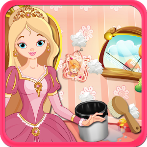 Princess Castle Clean Up for PC and MAC