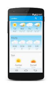 Weather Animated Widgets v5.60 Mod APK 3