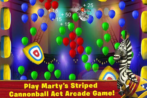 Madagascar -- Join the Circus!- screenshot