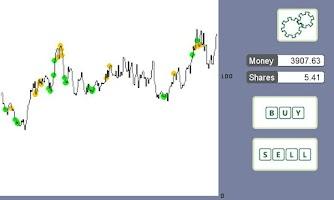 Screenshot of Stock Trading Simulator