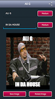 Screenshot of iMeme Meme Creator