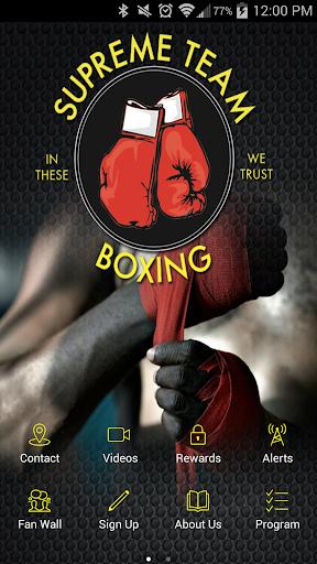 Supreme Team Boxing