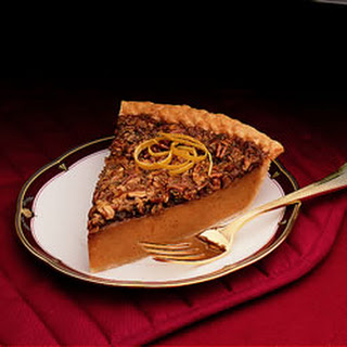 Sweet Potato Pecan Pie by EAGLE BRAND®.