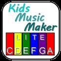Kids Music Maker Lite icon