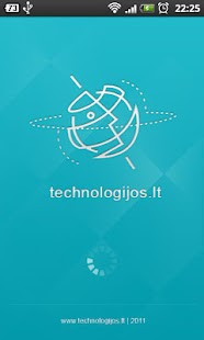 Technologijos.lt- screenshot thumbnail