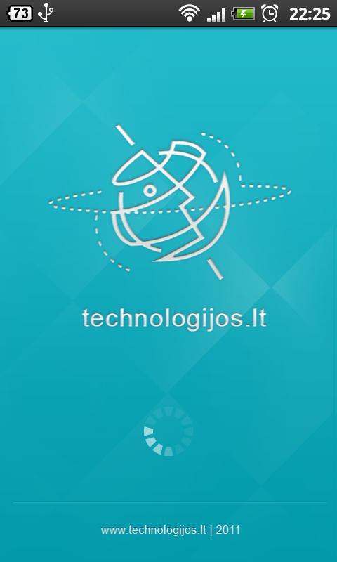 Technologijos.lt- screenshot