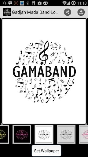 UKM Gadjah Mada Band Logo
