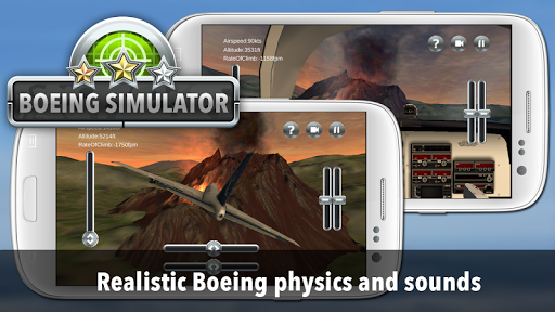 Boeing Flight Simulator HD
