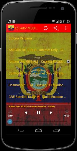 Ecuador MUSIC Radio