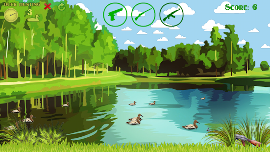 Duck Hunting GOLD Edition - screenshot thumbnail