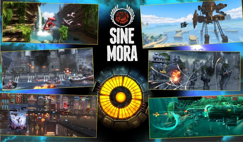 Sine Mora Mod Apk v1.31 (Everything Unlocked)