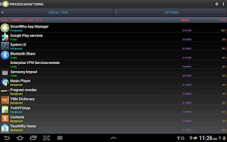 Screenshot of Smart App Manager