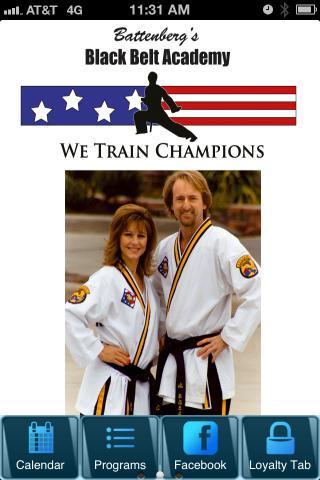 Battenbergs Black Belt Academy