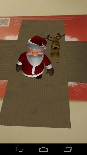 Die Etagen Weihnachts App