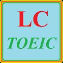TOEIC listening (LC) icon