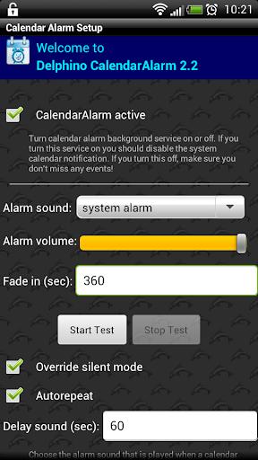 玩免費生產應用APP|下載Calendar Alarm Reminder FREE app不用錢|硬是要APP