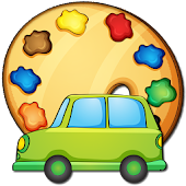 Coloring cars Game
