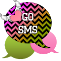 GO SMS - Angel Wings 4 icon