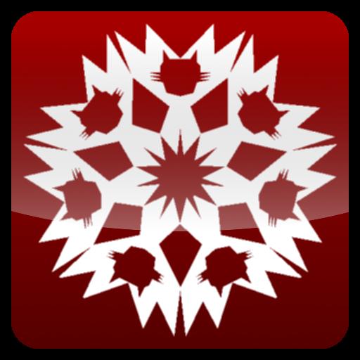 Snowflakes Live Wallpaper LOGO-APP點子