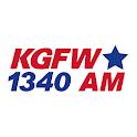 KGFW 1340AM icon
