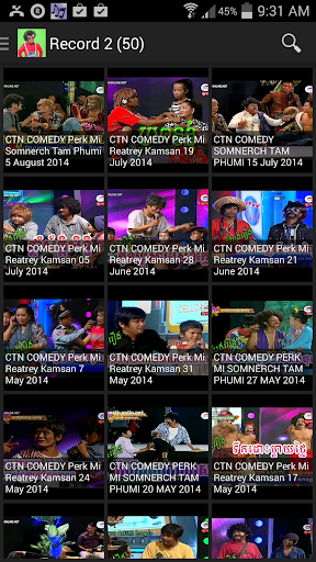 Khmer Comedy TV