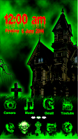 Screenshot of Haunted House GO Theme
