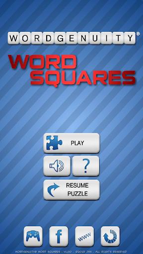 Wordgenuity® Word Squares Full