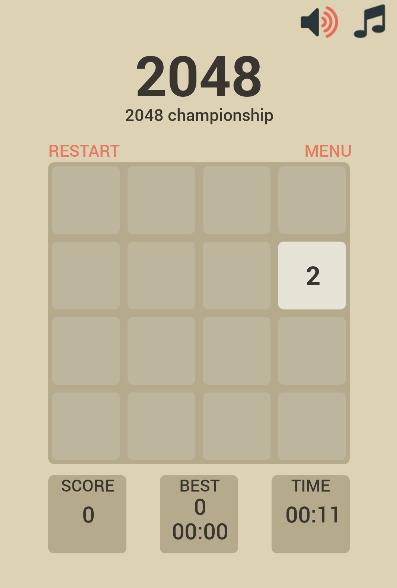 2048-Championship 3