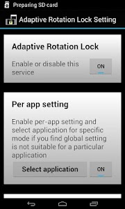 Rotation Lock Adaptive v2.03