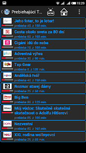 TV Program - náhled