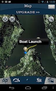 Trimble GPS Fish Free- screenshot thumbnail