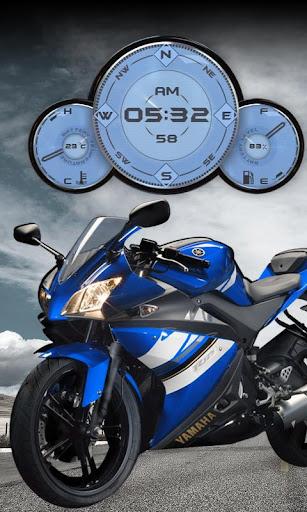 Yamaha R125 HD Live Wallpapers