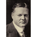 Herbert Hoover – The Man and logo
