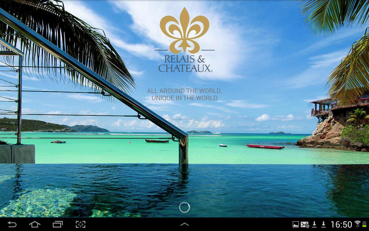 Relais et Châteaux (Official) - screenshot