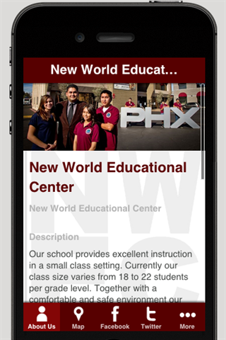 New World Educational Center