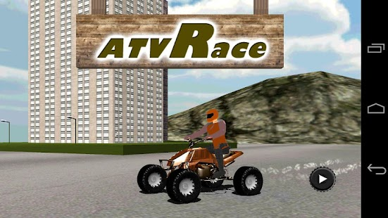 Best ATV Race 3D
