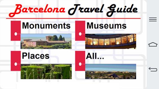 Barcelona Travel Guide 1.0 screenshots 5