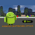 Android SkateBoard Attack FREE logo