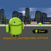 Android SkateBoard Attack FREE
