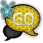 GO SMS THEME/BeeHiveCPK